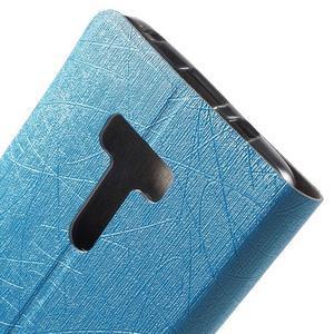 Lines puzdro na mobil Asus Zenfone Selfie ZD551KL - svetlo modré - 7