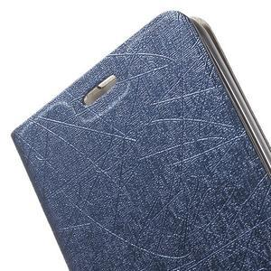 Lines puzdro na mobil Asus Zenfone Selfie ZD551KL - tmavo modré - 7