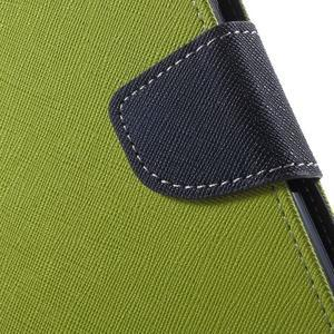 Mr. Goos peňaženkové puzdro pre Asus Zenfone Selfie ZD551KL - zelené - 7