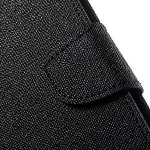Mr. Goos peňaženkové puzdro pre Asus Zenfone Selfie ZD551KL - čierné - 7