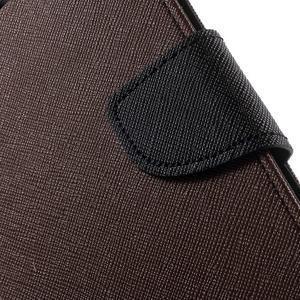Mr. Goos peňaženkové puzdro na Asus Zenfone Selfie ZD551KL - hnedé - 7
