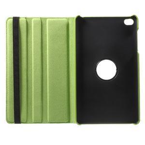 Otočné polohovatelné pouzdro na Huawei MediaPad M2 - zelené - 7