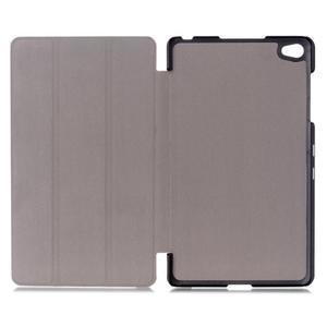Třípolohové pouzdro na tablet Huawei MediaPad M2 8.0 - srdíčka - 7