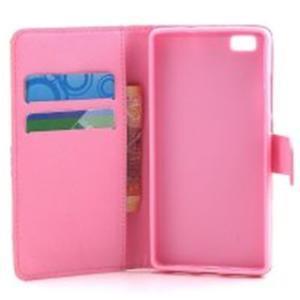 Standy peňaženkové puzdro na Huawei P8 Lite - dream - 7