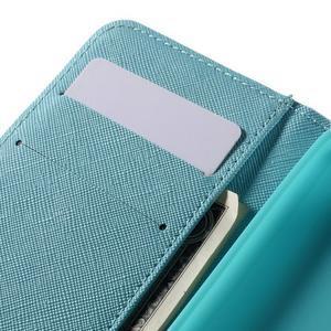 Emotive PU kožené pouzdro na Huawei Y5 - mandala - 7