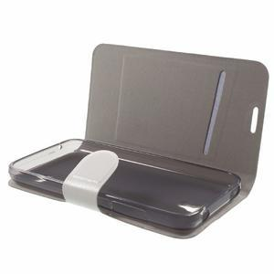 Horse peněženkové pouzdro na mobil Huawei Y5 a Y560 - bílé - 7