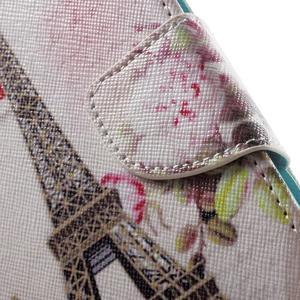 Emotive pouzdro na mobil Huawei Y6 - Eiffelova věž - 7