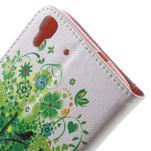 Emotive pouzdro na mobil Huawei Y6 - zelený strom - 7/7