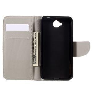 Emotive peňaženkové puzdro na mobil Huawei Y6 Pro - Big Ben - 7
