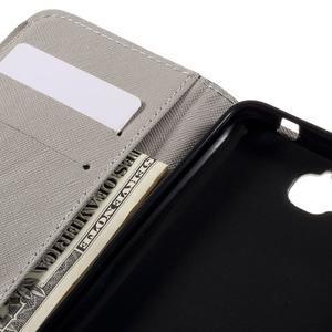 Emotive peněženkové pouzdro na mobil Huawei Y6 Pro - kamufláž - 7