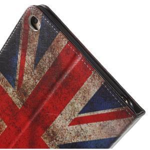Štýlové puzdro pre iPad mini 4 - UK vlajka - 7