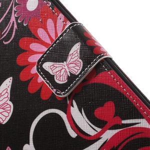 Stylové pouzdro na iPad mini 4 - kouzelní motýlci - 7