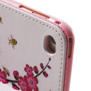 Štýlové puzdro pre iPad mini 4 - kvetoucí vetvička - 7