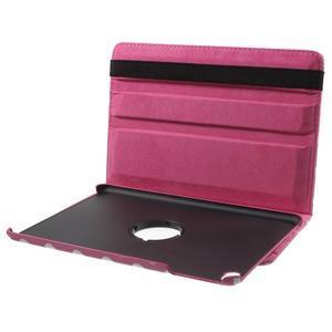Cyrc otočné pouzdro na iPad mini 4 - rose - 7