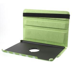 Cyrc otočné puzdro pre iPad mini 4 - zelené - 7