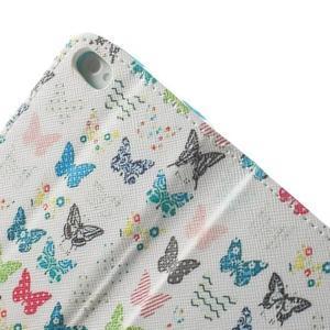 Emotive knížkové pouzdro na iPhone 4 - motýlci - 7