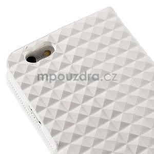 Cool style puzdro pre iPhone 6s a iPhone 6 - biele - 7