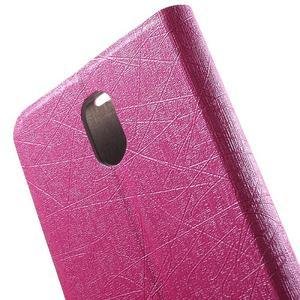 Klopové puzdro pre mobil Lenovo Vibe P1m - rose - 7