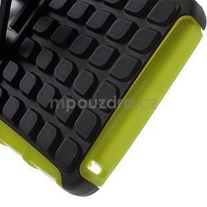 Odolne puzdro pre Lenovo K3 Note a Lenovo A7000 - zelené - 7