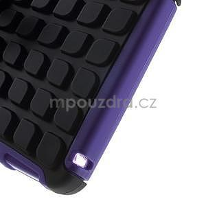 Odolne puzdro na Lenovo K3 Note a Lenovo A7000 -  fialové - 7