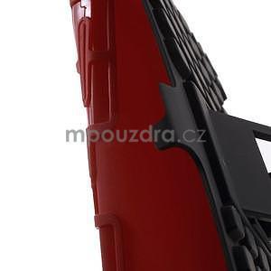 Odolne puzdro na Lenovo K3 Note a Lenovo A7000 - červené - 7