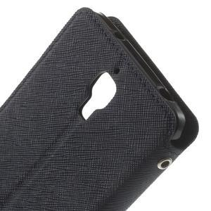 Root puzdro s okýnkem pre Xiaomi Mi4 - tmavo modré - 7