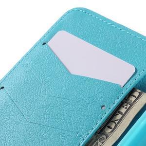 Peňaženkové puzdro pre mobil Samsung Galaxy A3 (2016) - slon - 7