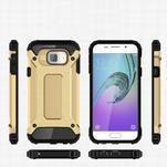 Extreme outdoor kryt 2v1 pre mobil Samsung Galaxy A3 (2016) - zlatý - 7/7