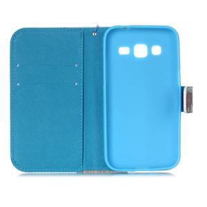 Pictu puzdro pre mobil Samsung Galaxy Core Prime - ptáčkové - 7