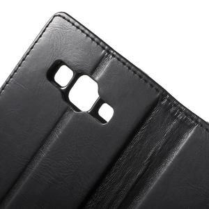 Moonleather PU kožené puzdro pre Samsung Galaxy Core Prime - čierne - 7