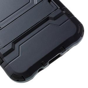 Odolný kryt 2v1 se stojánkem na Samsung Galaxy J5 - tmavěmodrý - 7