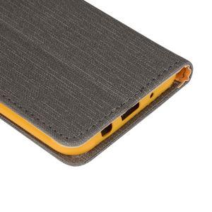 Walls pouzdro na Samsung Galaxy J5 - šedé - 7