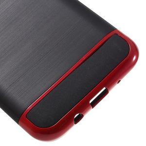 Odolný obal na mobil Samsung Galaxy J5 - červený - 7