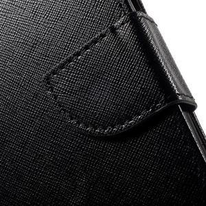 Crossy koženkové pouzdro na Samsung Galaxy J5 - černé - 7