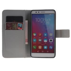 Style peňaženkové puzdro pre Samsung Galaxy J5 (2016) - vzorčeky - 7