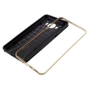 Hybridní obal 2v1 na mobil Samsung Galaxy J5 (2016) - zlatý - 7