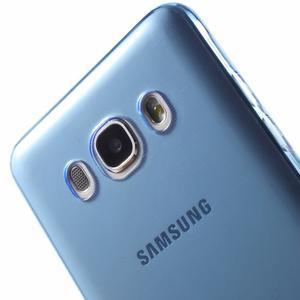 Ultratenký slim gelový obal na Samsung Galaxy J5 (2016) - modrý - 7