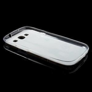 Ultratenký gelový obal na mobil Samsung Galaxy S3 - Eiffelova věž - 7