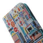 Knížečkové pouzdro na Samsung Galaxy S3 - New York - 7/7
