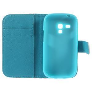 Knížkové puzdro pre mobil Samsung Galaxy S3 mini - New York - 7