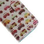 Style peňaženkové puzdro pre Samsung Galaxy S4 mini - autíčka - 7/7