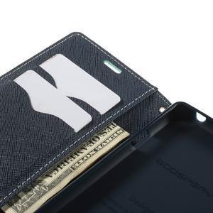 Richmercury puzdro pre mobil Sony Xperia E3 - azurové - 7