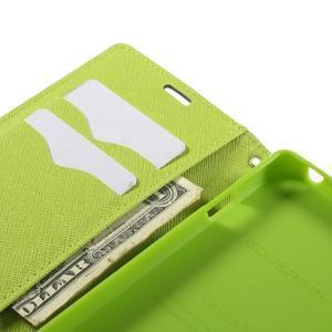 Richmercury puzdro pre mobil Sony Xperia E3 - tmavomodré - 7