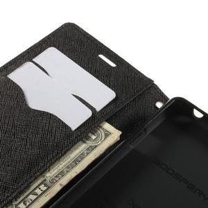 Richmercury puzdro pre mobil Sony Xperia E3 - čierne - 7