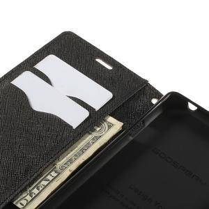 Richmercury puzdro pre mobil Sony Xperia E3 - hnedé - 7