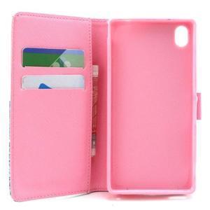 Puzdro na mobil Sony Xperia M4 Aqua - lapač snů - 7