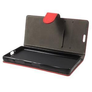 Puzdro na mobil Sony Xperia X Performance - červené - 7