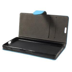 Puzdro na mobil Sony Xperia X Performance - modré - 7