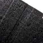 Cartoo peněženkové pouzdro na mobil Sony Xperia XA - černé - 7/7