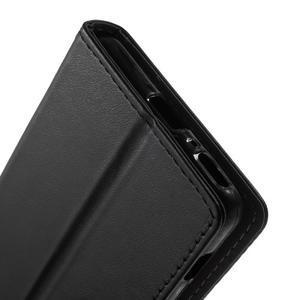 Cardy puzdro pre mobil Sony Xperia XA - čierne - 7